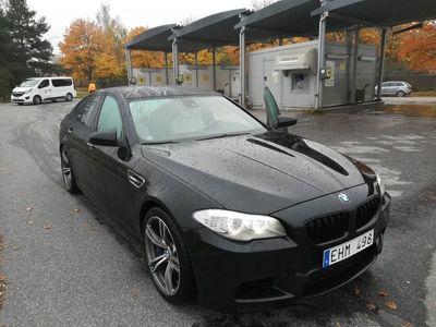 begagnad BMW M5 f10