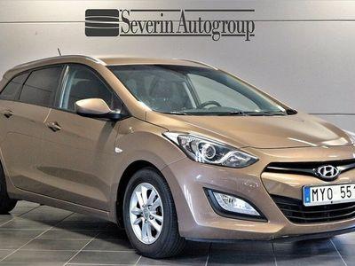 begagnad Hyundai i30 CW Kombi 1.6 CRDi (110hk)