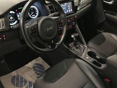 begagnad Kia Niro Hybrid 1.6 GDi DCT, 141hk, 2018