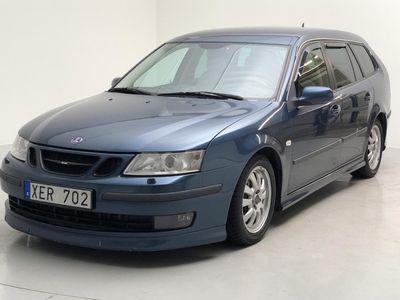 begagnad Saab 9-3 2.8T V6 Aero SportCombi