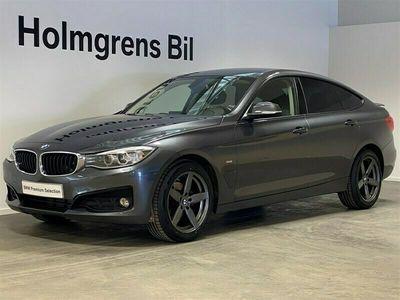 begagnad BMW 320 Gran Turismo d xDrive Aut Sport Line Navi