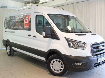 begagnad Ford Transit SKAP 350 L3 TREND 2.0TDCI 130HK S6.2 6 VXL AUTO FWD