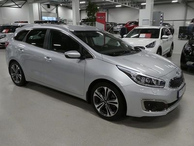 begagnad Kia cee'd 1.6 GDI DCT Special Edition Euro 6 135hk