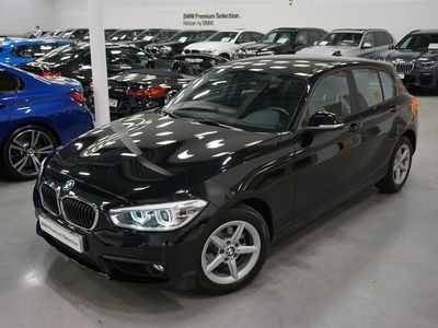 begagnad BMW 116 d / Advantage / 116hk / LED Strålkast -16