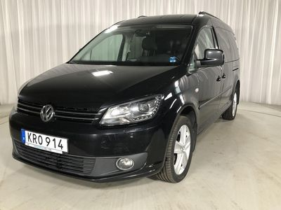 usata VW Caddy Maxi Life MPV 2.0 TDI 4Motion (140hk)