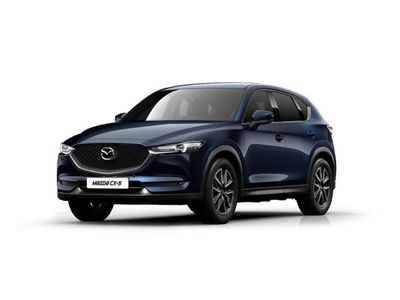 begagnad Mazda CX-5 Optimum 2.5 194hk Aut AWD - DEMOBIL