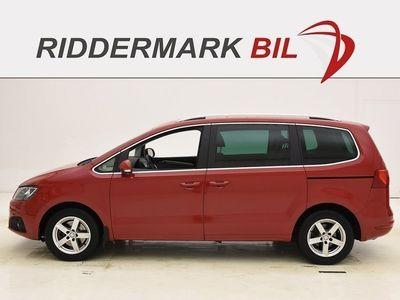 begagnad Seat Alhambra 2.0 TDI Style Aut Pdc M-värm -12