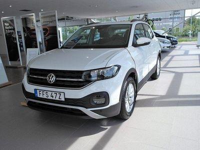 begagnad VW T-Cross - TSI 95