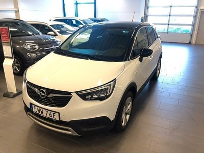 begagnad Opel Crossland X 1.2 Turbo Aut Dynamic 110hk