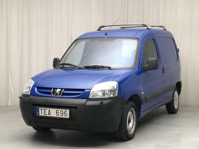 brugt Peugeot Partner 1.6 HDI Skåp