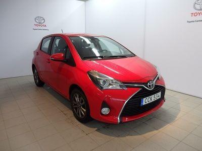 brugt Toyota Yaris 1.33 5-D ACTIVE