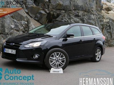 begagnad Ford Focus Combi 1.0 EcoBoost 1Ägare Drag