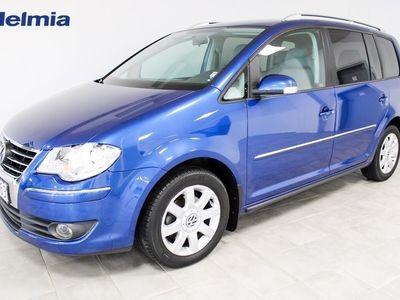 usado VW Touran Cross TSI 140 hk