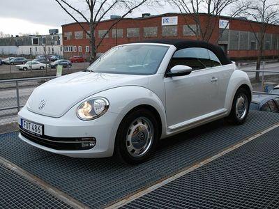 gebraucht VW Beetle THECab 1.2 TSI Premium, Design Plus, Vinterpaket