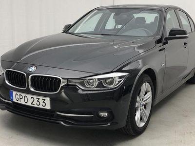 begagnad BMW 318 3-serien d Sedan, F30