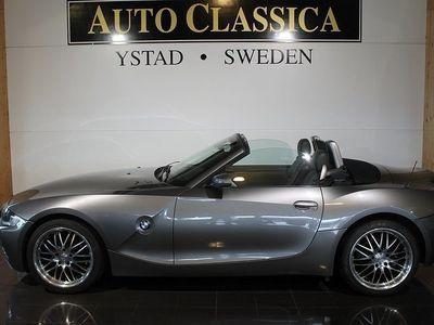 begagnad BMW Z4 2.2i Lågmil