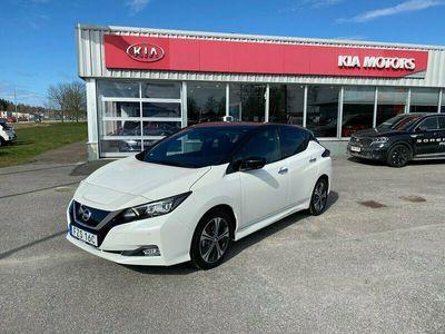 begagnad Nissan Leaf 40 kWh / Lågmil / 360 kamera/ GPS