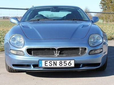 begagnad Maserati Coupé