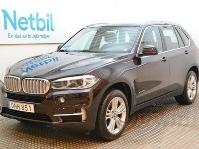 begagnad BMW X5 xDrive40d Navi Värmare 2015, SUV 349 900 kr