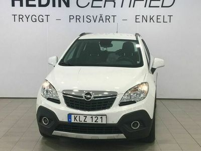 begagnad Opel Mokka Opel Mokka 1,6ecoflex Manuell 115hk Ny kamrem