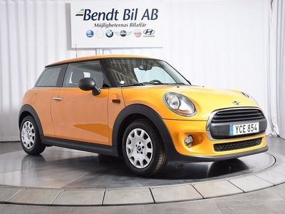 gebraucht Mini ONE 3-door Pepper Euro 6 102hk