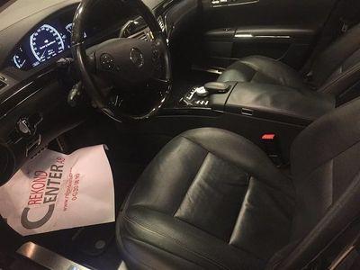begagnad Mercedes S350 Bluetec AMG Comand