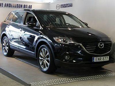 brugt Mazda CX-9 3.7 AWD Automat 7-sits 276hk