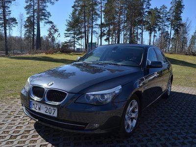 begagnad BMW 520 d Sedan Automat 177hk