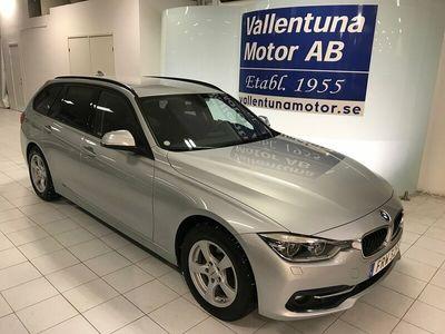 begagnad BMW 318 d xDrive Touring Business Advantage Eur6 150hk Krok