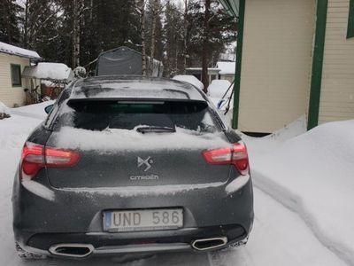 begagnad Citroën DS5 Sport Fullutrustad -12