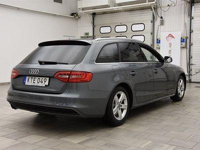 begagnad Audi A4 2.0 TDI 190hk S-LINE / 0:- KONTANT