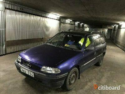 begagnad Opel Astra 1.6 16v