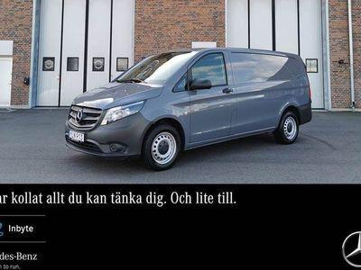 begagnad Mercedes Vito 111 CDI SKåp Lång CERTIFIED