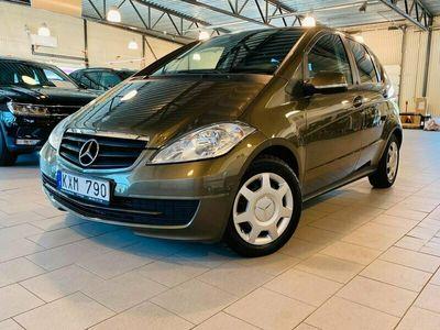 begagnad Mercedes A180 CDI 5-door Classic 109hk Lågmil !