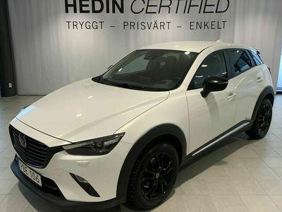begagnad Mazda 3 CX -2.0 SKYACTIV - G Optimum SoV - hjul