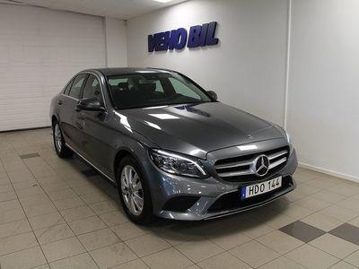 begagnad Mercedes 220 Benz C d 4-Matic Sedan Värmare 2019, Sedan 359 000 kr