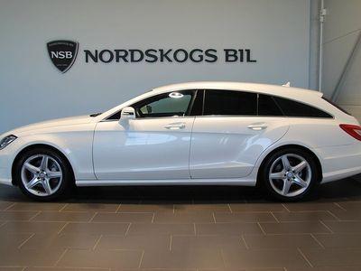 usata Mercedes 350 CLS-KlassShooting Brake 7G-Tronic Plus AMG Pkt 306hk | Svensksåld