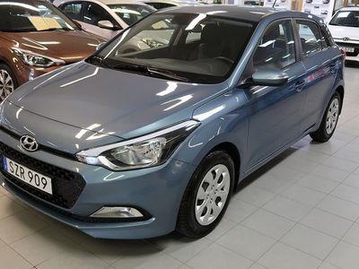 begagnad Hyundai i20 1.2 M5 5D Comfort