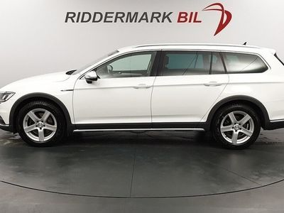 begagnad VW Passat Alltrack 2.0 TDI Sportscombi 4Motion (190hk) Executive