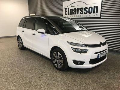 begagnad Citroën Grand C4 Picasso 1.6 HDi *7-sits*Glas -15