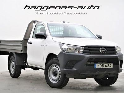 begagnad Toyota HiLux 2.4 AWD Drag 2018, Pickup 279 000 kr