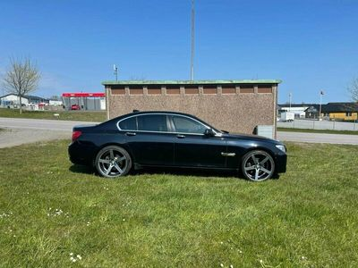 begagnad BMW 740 7L 7ER REIHE / D