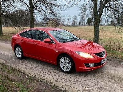 begagnad Mazda 6 Sport 2.0 Fint skick 140hk