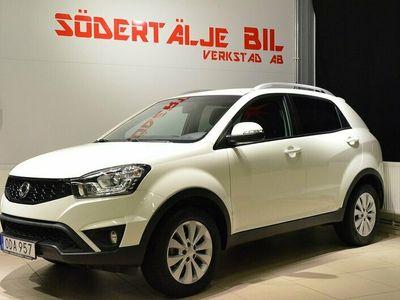 begagnad Ssangyong Korando 2.2 e-XDi AWD Euro6 178hk