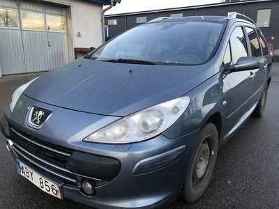 brugt Peugeot 307 SW 2.0 140hk rep obj