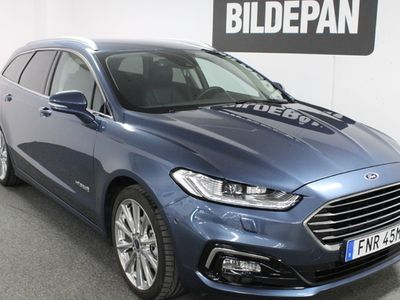 begagnad Ford Mondeo Combi Hybrid 2.0HY 187 Titan Bus HEV Kombi A 2019, Kombi 264 000 kr