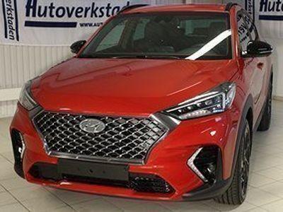 begagnad Hyundai Tucson 2.0D/185hk MHEV 4WD N-Line Performance DCT7