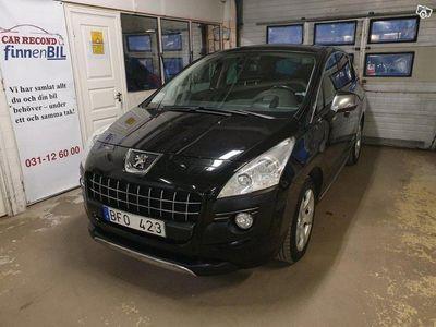 gebraucht Peugeot 3008 1.6 HDi AUTOMAT BESIKTAD
