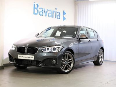 begagnad BMW 120 d xDrive 5-dörrars 5-dörrar M-Sport Innovation Parking Connected Nav