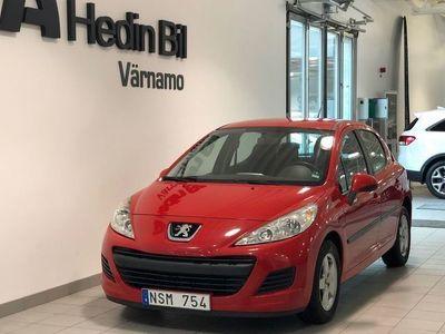 begagnad Peugeot 207 1.4 VTi 5dr (95hk) -10